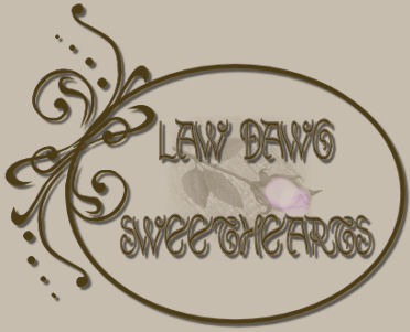 Law Dawg Sweetheart Graphic