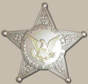 BOLD Star Packer Badge